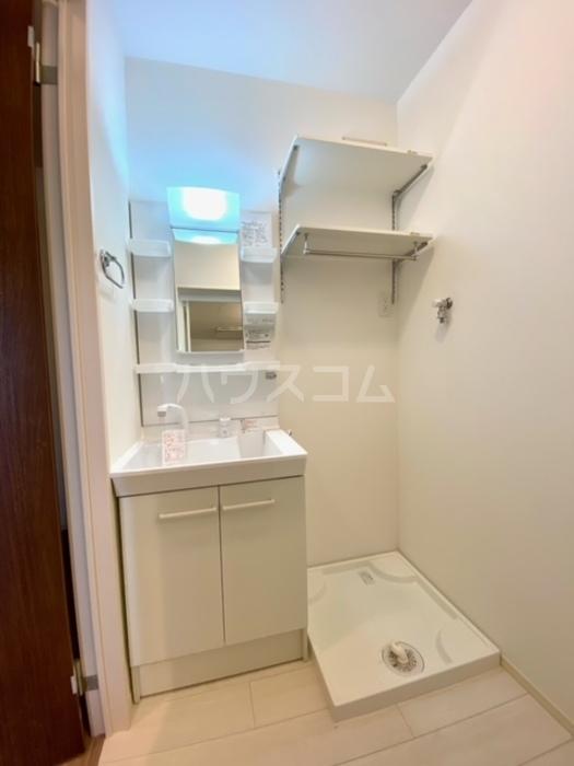 Chou Chou 306号室の洗面所