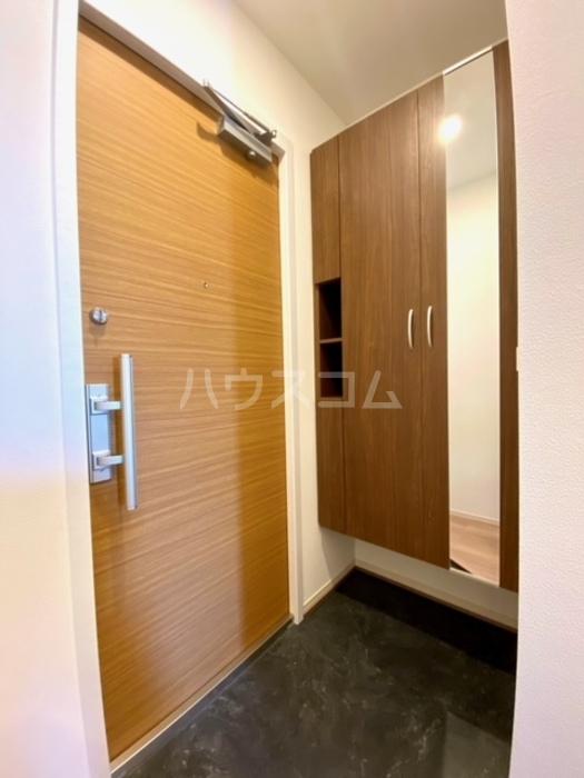 Chou Chou 306号室の収納