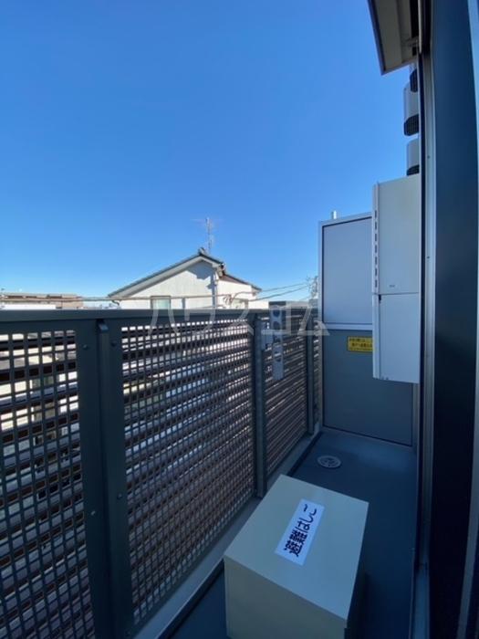 Chou Chou 306号室の玄関