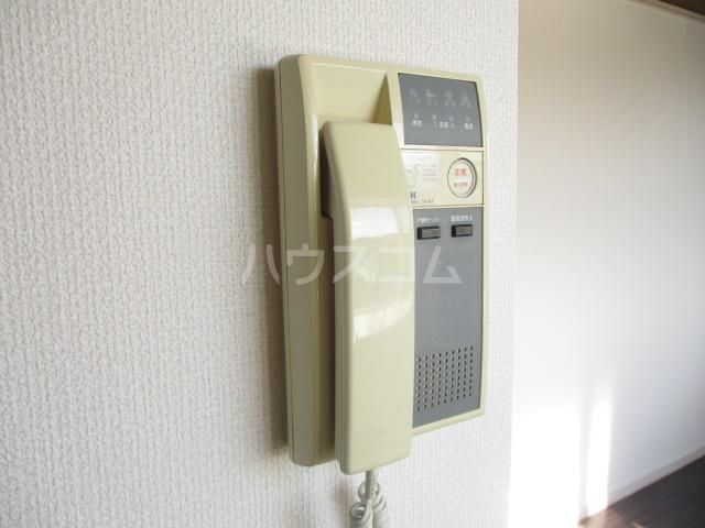 エステートピアグリーン 207号室のセキュリティ