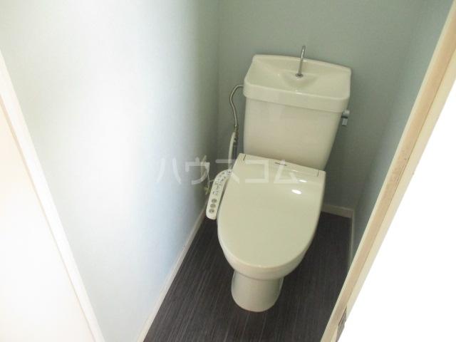エステートピアグリーン 207号室のトイレ