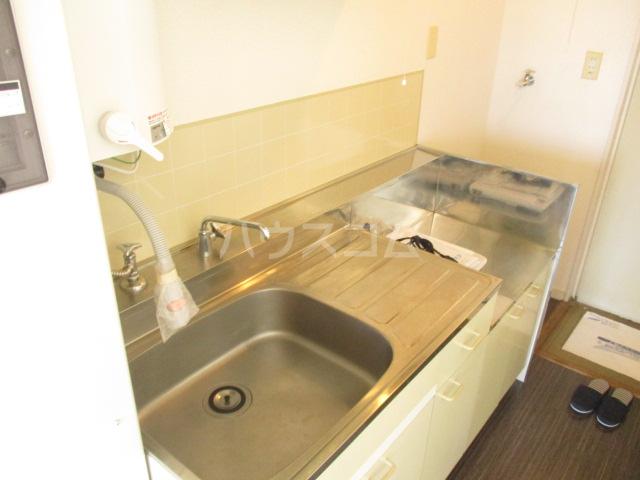 エステートピアグリーン 108号室のキッチン