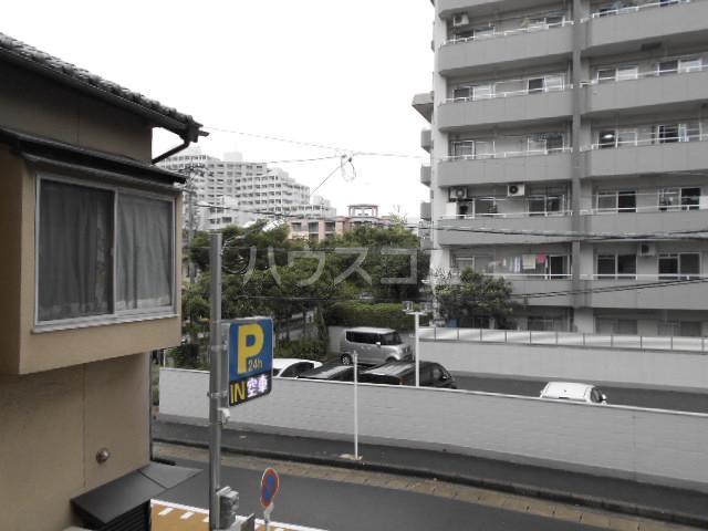 百道グロリアス 402号室の景色