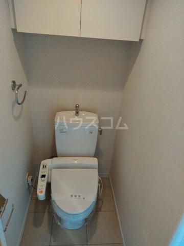 CYNTHIAFOUR-D GOTANDA-WEST 805号室のトイレ