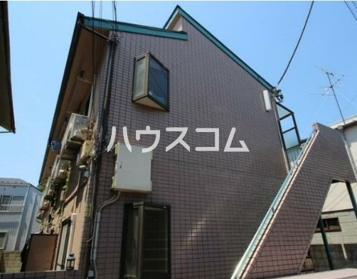 桃山コーポ外観写真