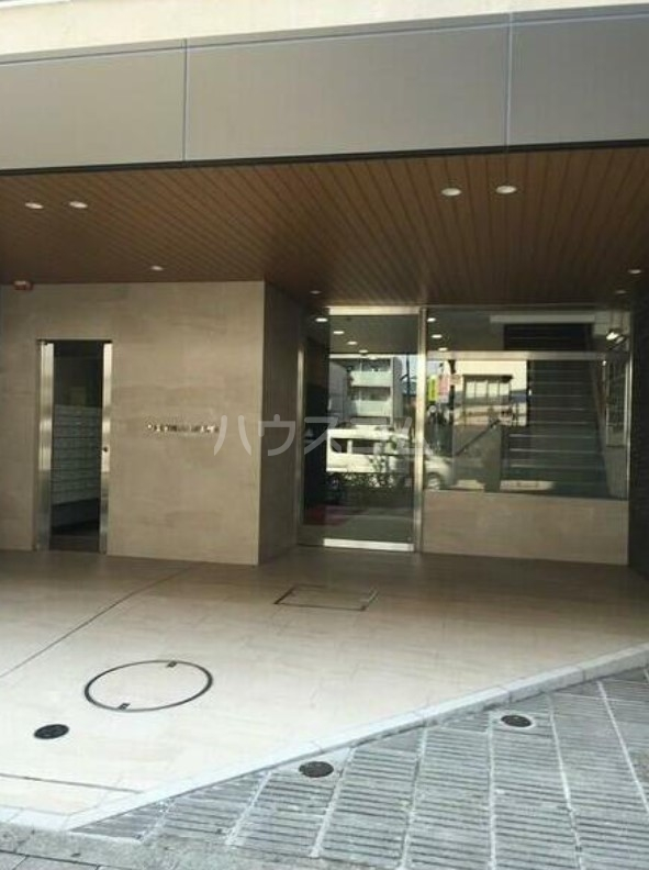 ライオンズマンション駒沢 504号室のセキュリティ