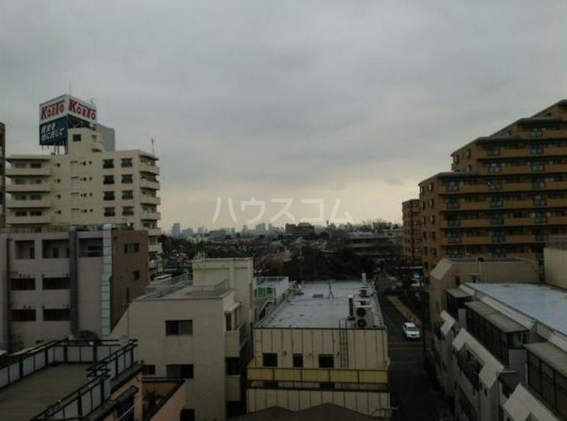 ライオンズマンション駒沢 504号室の景色