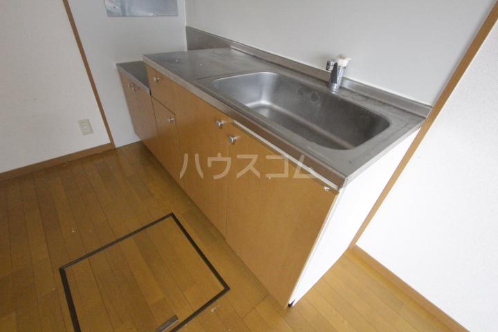 ヴェルシェ浄水Aのキッチン