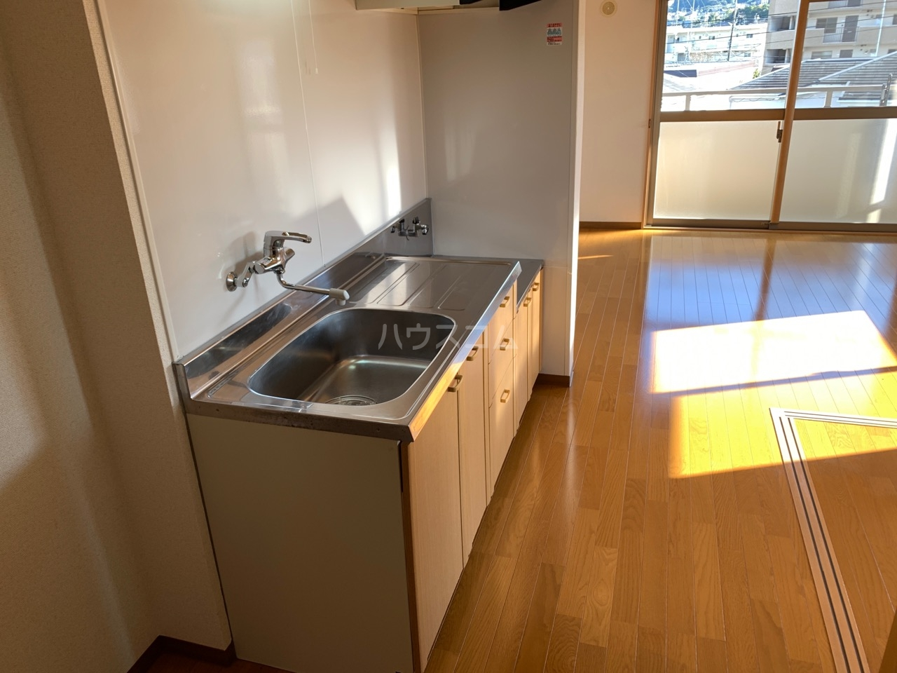 Elfino 301号室のキッチン