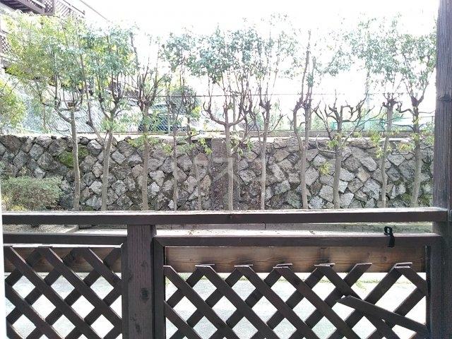 オークヴィラ一番館 103号室の景色