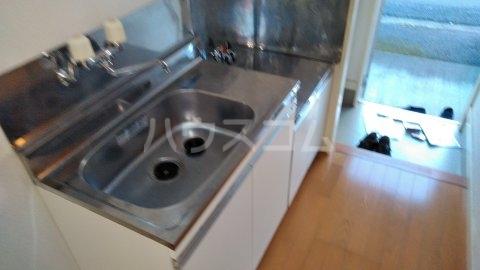 第二清水コーポ 103号室のキッチン