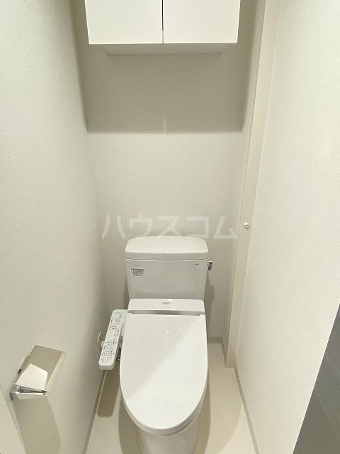 ティモーネグランデ立川 503号室のトイレ