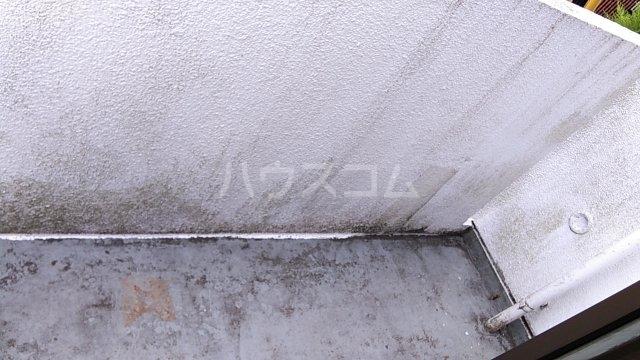 亀谷マンション 102号室のバルコニー