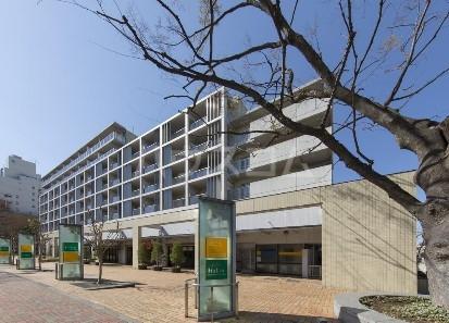 アクティ目黒駅前 1号棟外観写真