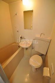 フォンテーヌ弥生 107号室の風呂