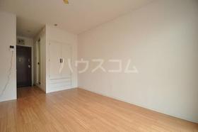フォンテーヌ弥生 202号室のベッドルーム
