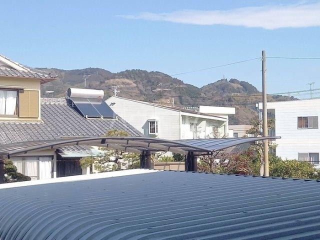 プロスパーコート梅島 101号室の景色