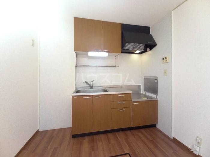 プロスパーコート梅島 101号室のキッチン