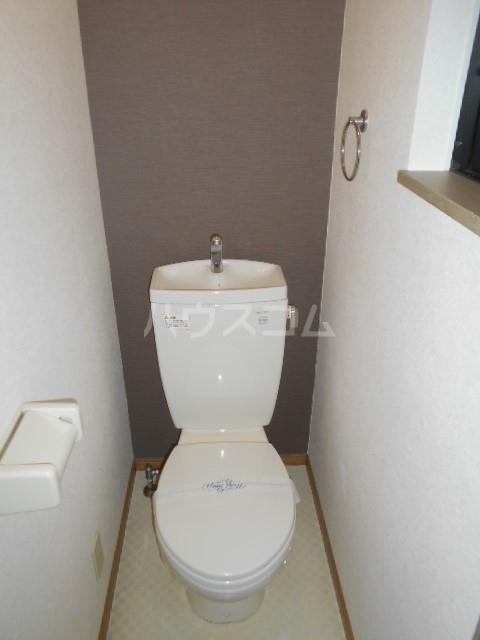 プラモンターニュ 205号室のトイレ