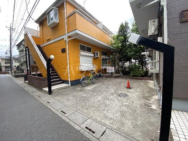 ウィニング谷塚 203号室のセキュリティ