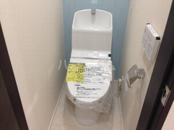 G・Aヒルズ金沢文庫 202号室のトイレ