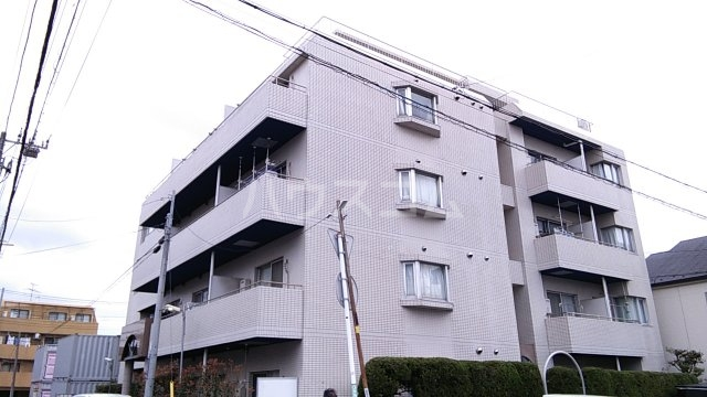 プランタン横浜外観写真