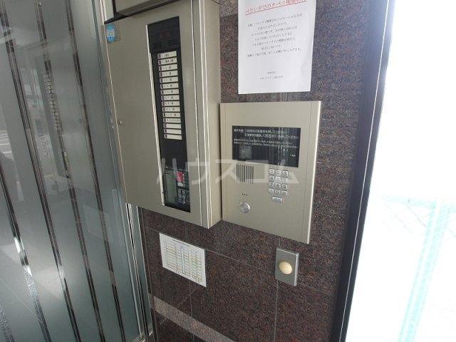グランデューク1 301号室のセキュリティ