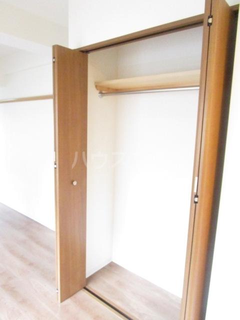 マルサカビル 202号室の収納