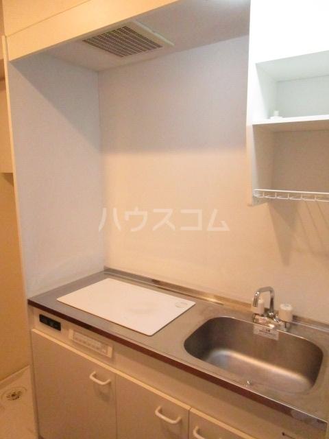マルサカビル 202号室のキッチン