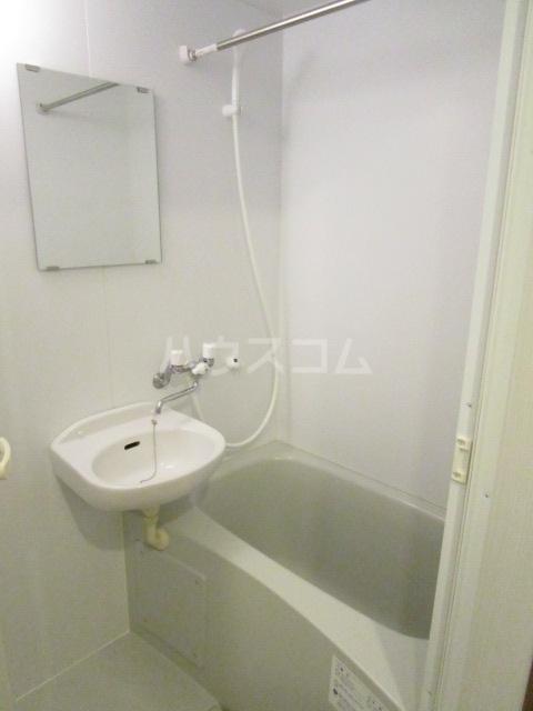 マルサカビル 202号室の風呂