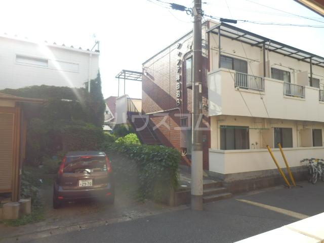 シャンテ津田沼A 106号室の景色
