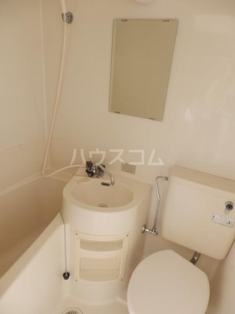 シャンテ津田沼A 106号室の風呂
