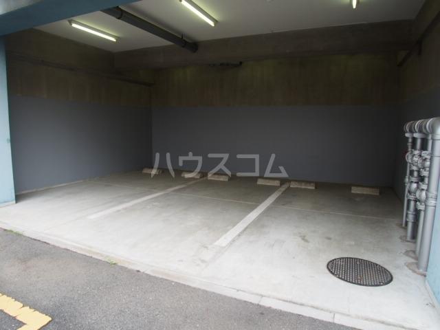 T-Rhythmic SOKA 507号室の駐車場