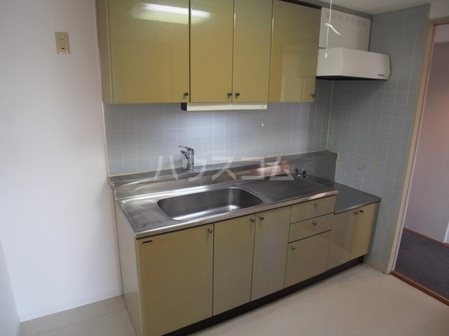 T-Rhythmic SOKA 507号室のキッチン