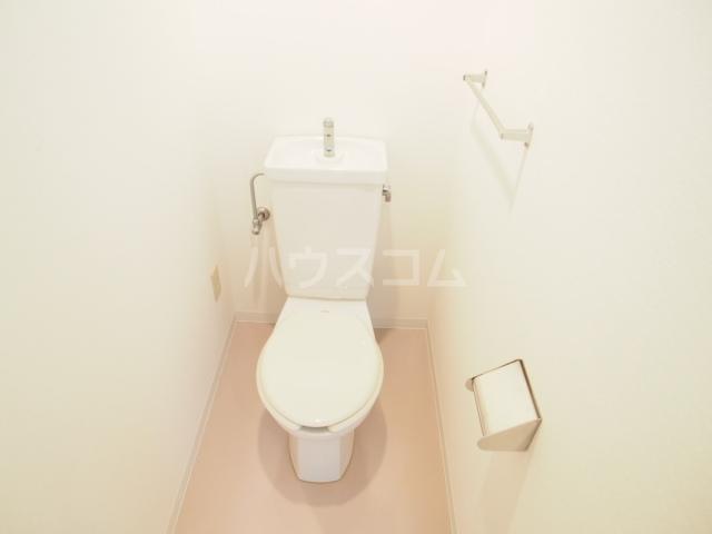 T-Rhythmic SOKA 507号室のトイレ