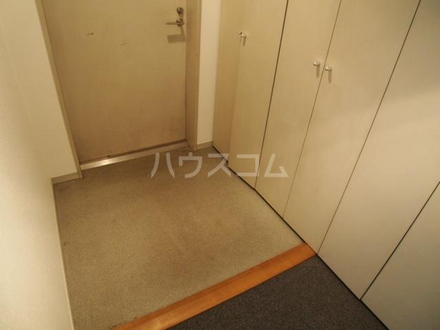T-Rhythmic SOKA 507号室の玄関