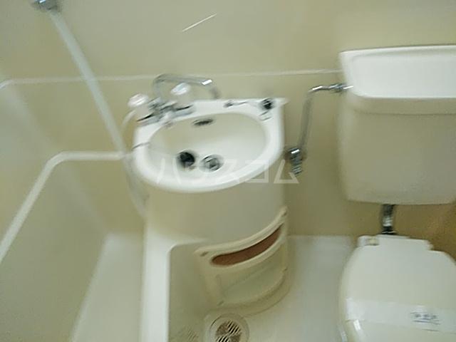エクセレント丸太町 407号室の洗面所