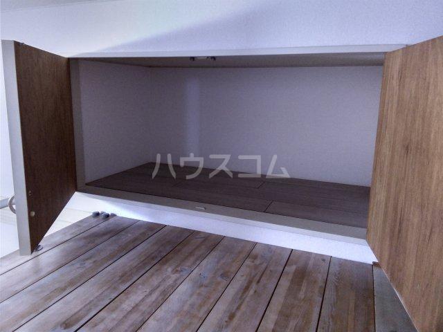西羽田ヴィレッジ 202号室の収納