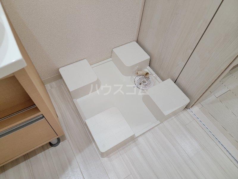 フジパレス服部天神 303号室のトイレ