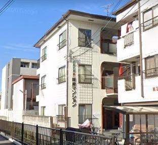 沢良宜東薩摩マンション2号棟外観写真