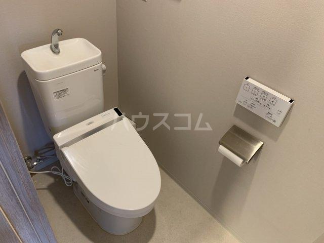 ワコーレ豊中少路ザ・レジデンス 604号室のトイレ