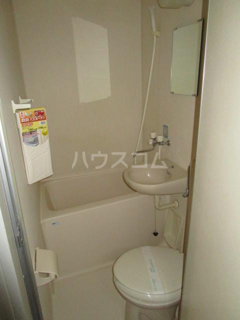 クリエイト国分寺 205号室の風呂