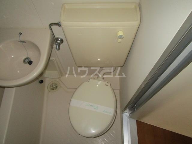 クリエイト国分寺 205号室のトイレ