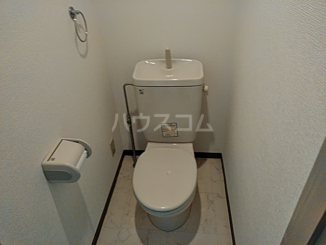 サザンクロス 206号室のトイレ