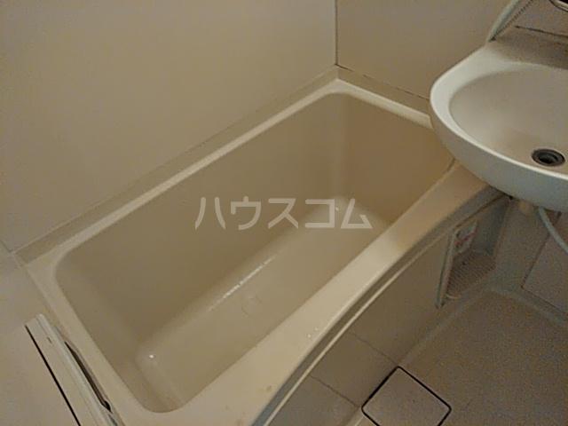 サザンクロス 206号室の洗面所