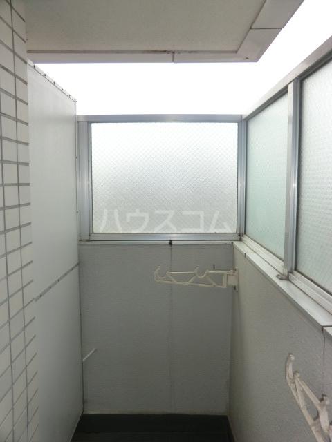 シャルマンフジ下松壱番館 202号室のバルコニー