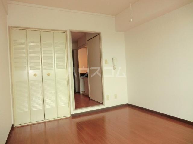 シャルマンフジ下松壱番館 202号室のベッドルーム
