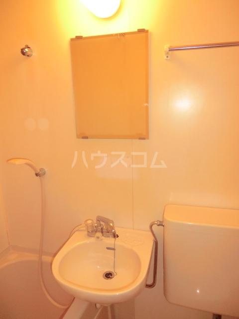 シャルマンフジ下松壱番館 202号室の洗面所