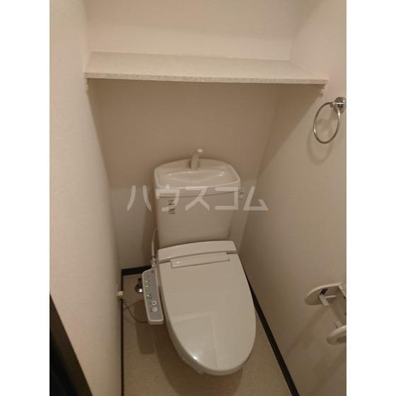 Mama Cuteのトイレ