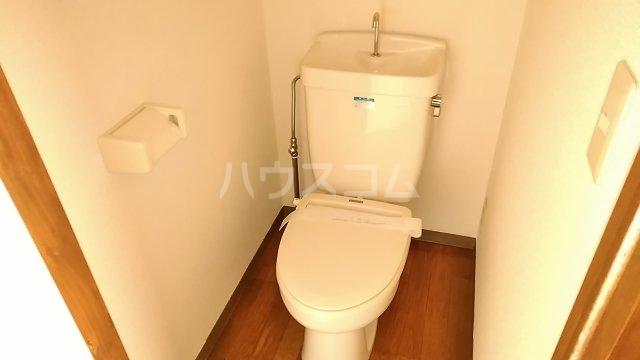 ルミエール 岸谷 102号室のトイレ